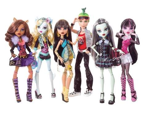 How Do You Explain To Your 5 Yr Old Why Monster High Is Inappropriate Reel Girl