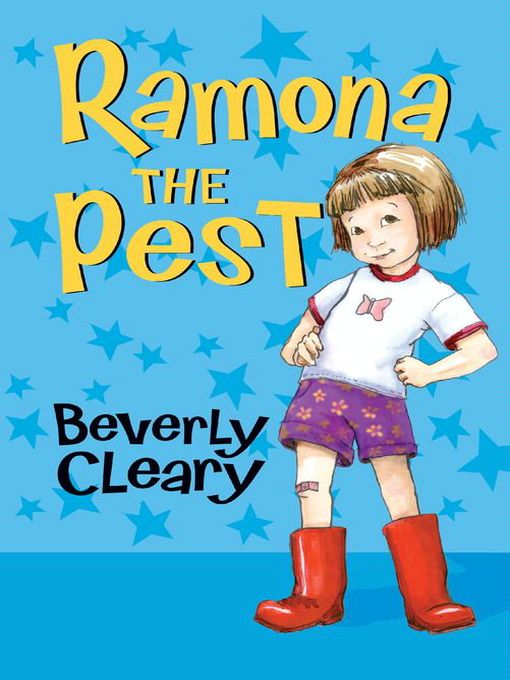 Ramona The Pest Ggg Reel Girl