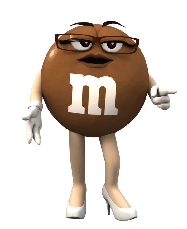 m and m miss brown