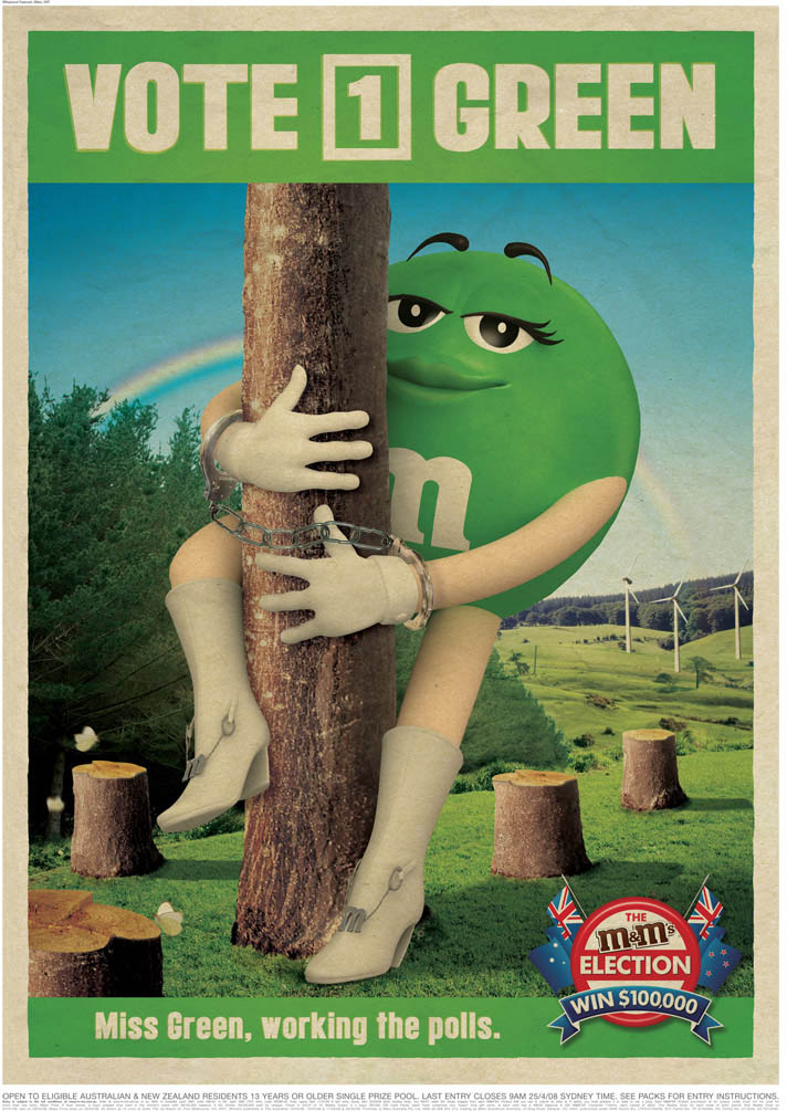 Green m ms having sex